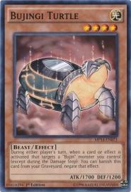 Bujingi Turtle - 1st Edition - MP14-EN071