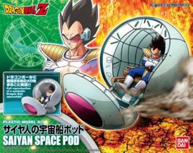 Figure-Rise Mechanics: Saiyan Space Pod