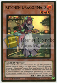 Kitchen Dragonmaid - MAGO-EN022 - 1st. Edition