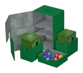 Twin Flip´n´Tray Deck Case 160+ Standard Size XenoSkin Green