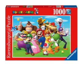 Nintendo - Super Mario (1000)