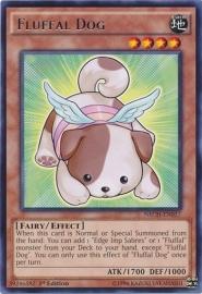 Fluffal Dog - 1st Edition - NECH-EN017
