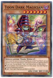 Toon Dark Magician - 1st Edition - SS04-ENB08