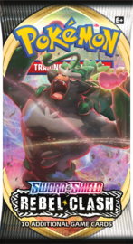 Pokemon - Sword & Shield - Rebel Clash - Booster Pack - Rillaboom
