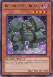 Destiny HERO - Defender - Unlimited - LCGX-EN127