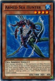 Armed Sea Hunter - 1st Edition - SDRE-EN008