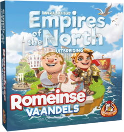 Imperial Settlers - Empire of the North - Romeinse Vaandels