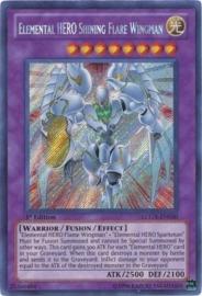 Elemental HERO Shining Flare Wingman - Unlimited - LCGX-EN050