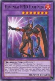 Elemental HERO Flare Neos - Unlimited - LCGX-EN058