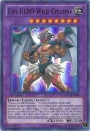 Evil HERO Wild Cyclone - Unlimited - LCGX-EN070