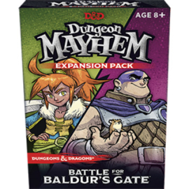 D&D Dungeon Mayhem - Battle for Baldur's Gate