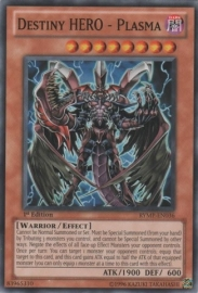 Destiny HERO - Plasma - Unlimited  - RYMP-EN036