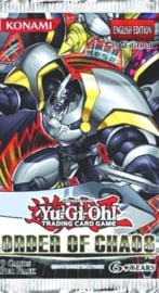 Zexal - Order of Chaos - 1st. Edition