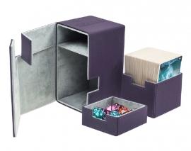 Flip´n´Tray Deck Case 100+ - Standard Size - XenoSkin - Purple