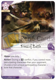 Press of Battle - Tainted Lands - Nr. 39
