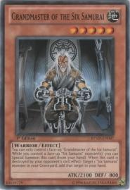Grandmaster of the Six Samurai - Unlimited - RYMP-EN087