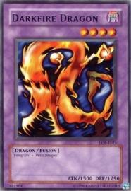 Darkfire Dragon - Unlimited - LOB-E015