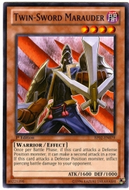 Twin-Sword Marauder - 1st Edition - BP02-EN079