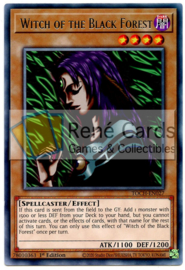 Witch of the Black Forest - 1st. Edition - TOCH-EN027