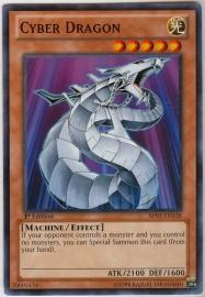 Cyber Dragon - 1st Edition - BP01-EN138