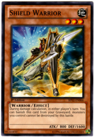 Shield Warrior - 1st Edition - BP02-EN066 - MF