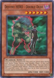 Destiny HERO - Double Dude - Unlimited - LCGX-EN126