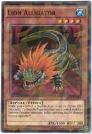 Lion Alligator - 1st Edition - BP03-EN089 - SF