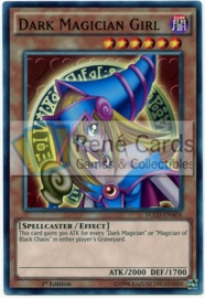 Dark Magician Girl - 1st Edition - YGLD-ENA04