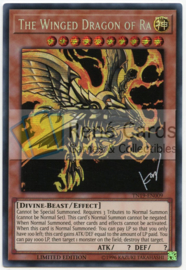 The Winged Dragon of Ra - Limited Edition - TN19-EN009