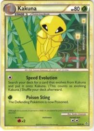 Kakuna - Unleas - 32/95