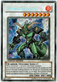 Nitro Warrior - Limited Edition - CT05-ENS02