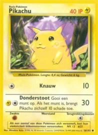 Pikachu - BaSet - Unlimited - Dutch - 58/102