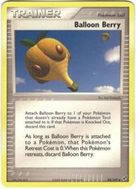 Balloon Berry - Deox - 84/107