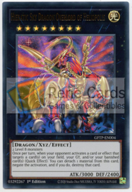 Hieratic Sky Dragon Overlord of Heliopolis - 1st. Edition - GFTP-EN004