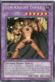Gem-Knight Topaz - Unlimited - HA05-EN021