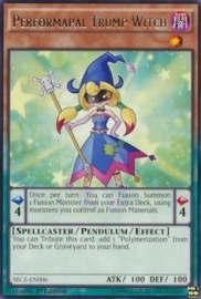 Performapal Trump Witch - Unlimited - SECE-EN006