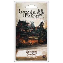 Legend of the Five Rings - The Card Game - Spreading Shadows