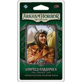 Winnifred Habbamock - Rogue - Investigator Starter Deck