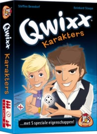 Qwixx - Karakters