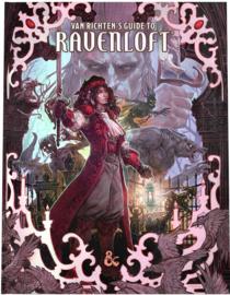 D&D 5.0 - Van Richten's Guide To Ravenloft - Special Edition