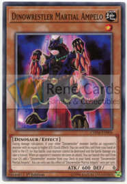 Dinowrestler Martial Ampelo - Unlimited - CHIM-EN006