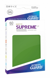 Supreme UX Sleeves Japanese Size Matte Green