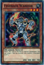 Feedback Warrior - 1st Edition - YS12-EN009