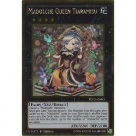 Madolche Queen Tiaramisu - 1st Edition - PGL2-EN045