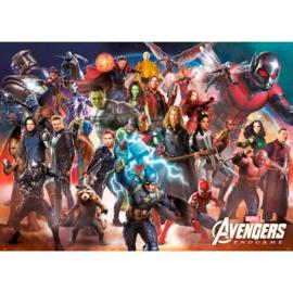 Marvel Avengers - Endgame Line Up (2)