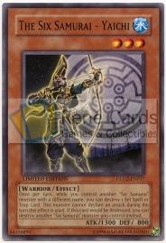 The Six Samurai - Yaichi - Limited Edition - GLD2-EN017