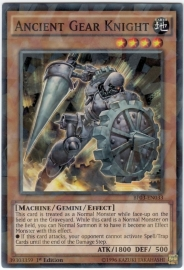 Ancient Gear Knight - 1st Edition - BP03-EN033 - SF