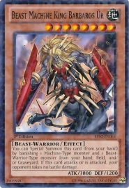 Beast Machine King Barbaros Ür - 1st Edition - BP02-EN084