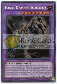 Fossil Dragon Skullgios - 1st. Edition - BLAR-EN009