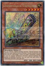 Infinitrack  Trencher - 1st. Edition - INCH-EN005